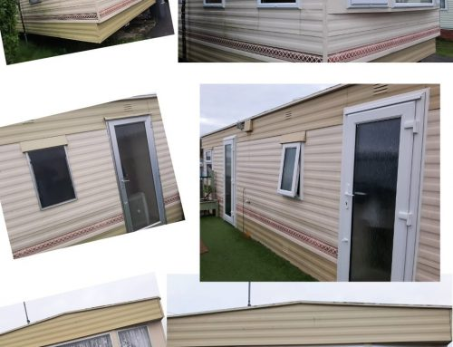 Recently fitted in Courtown